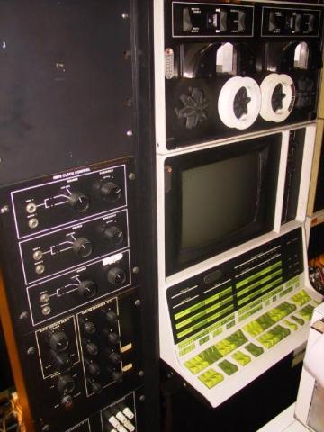 PDP-12 Rack