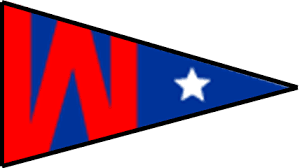 Wisconsin Hoofer Sailing Club Burgee