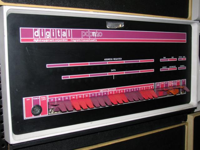 MY PDP11/20