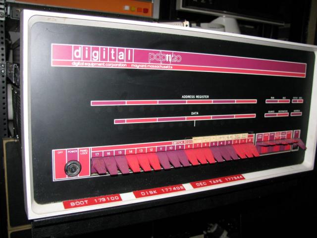 Hannes PDP-11/20