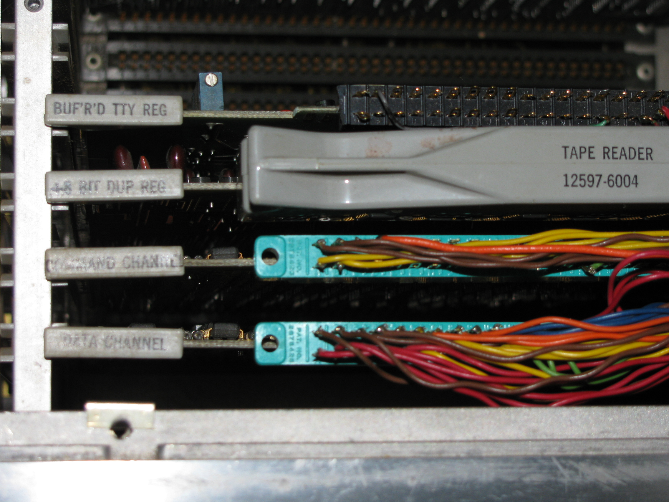 HP2780A Disk Cables In HP2114B
