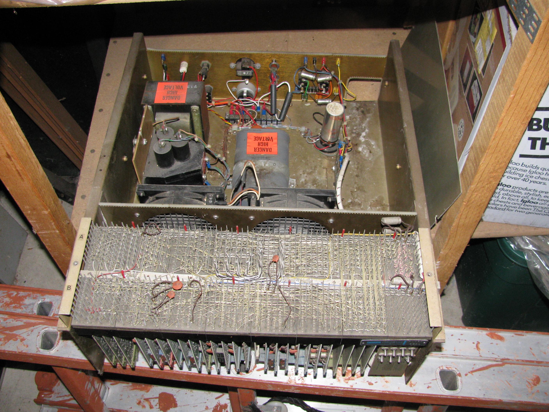 DEC RS08P Mouse House