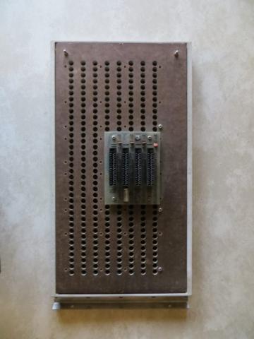 DEC RF08 Controller Display Panel Back