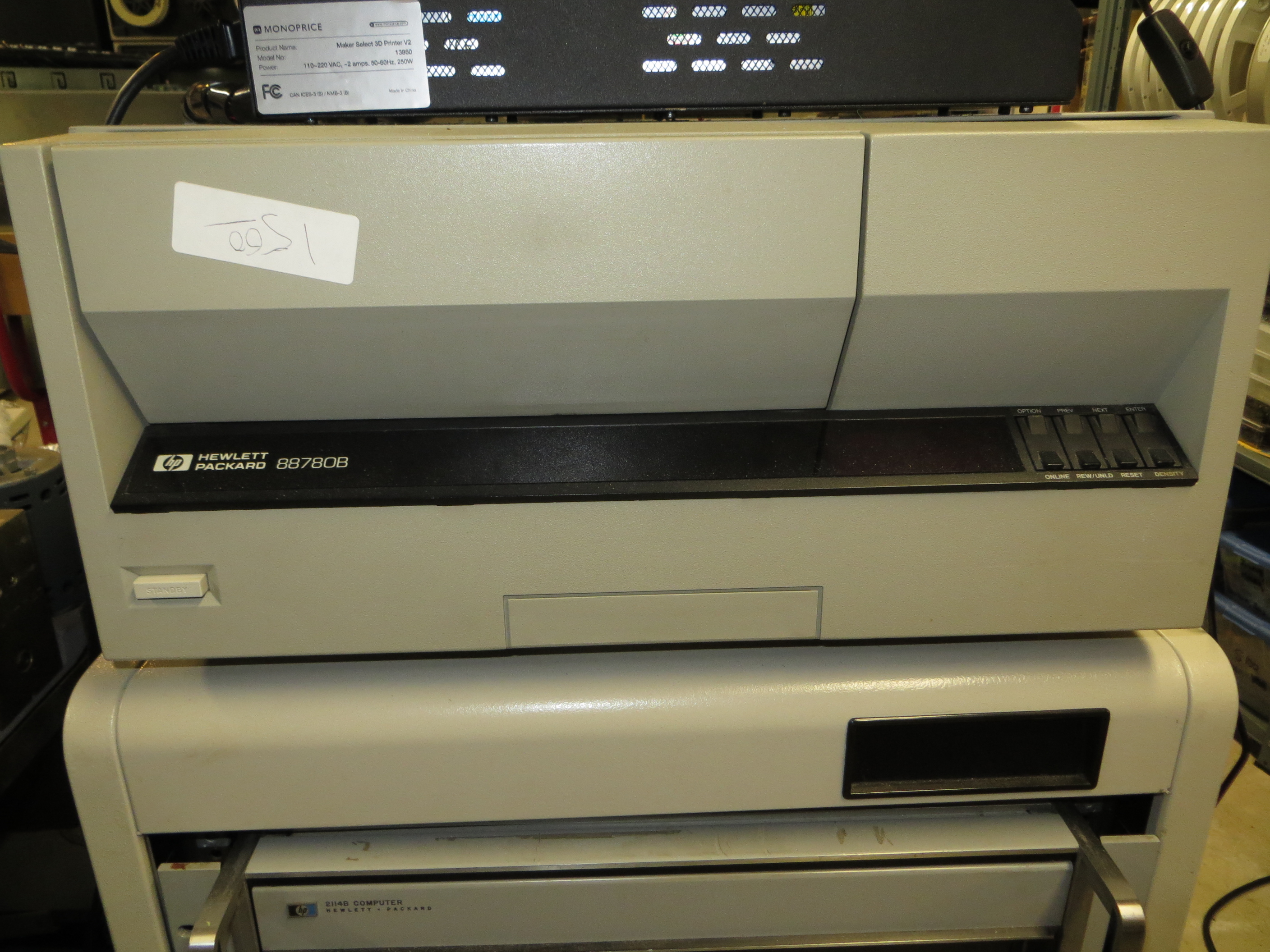 HP 88780B with SCSI Interface
