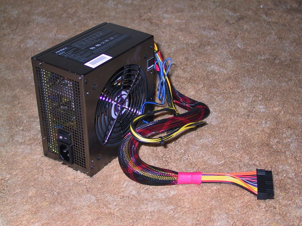 Intel Pentium 4 PC Antec Power Supply