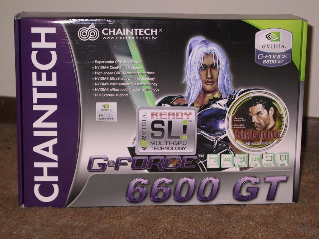 Intel Pentium 4 PC Graphics Card