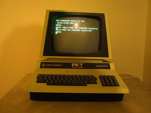 Commodore PET 4016