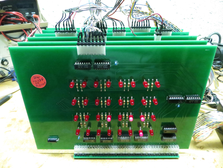 Assembled Mark 8