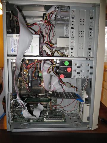 Intel Pentium II PC Inside