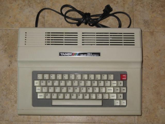 Color Computer 3