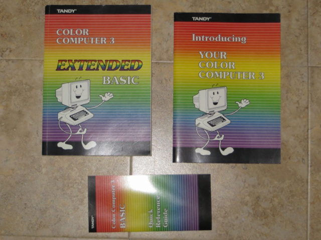 Color Computer 3 Documentation