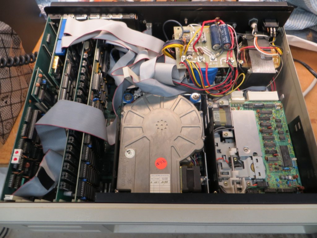 Netronics Explorer 88 PC Insides