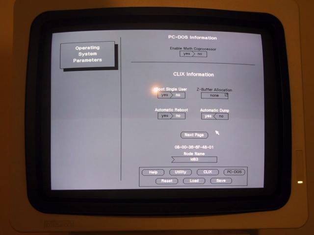 Intergraph InterPro 2020 Utility Setup Screen