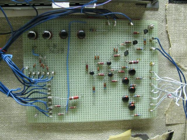 TV Typewriter Keyboard Encoder