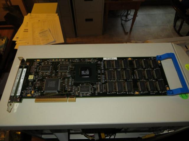 IBM P/390E Card