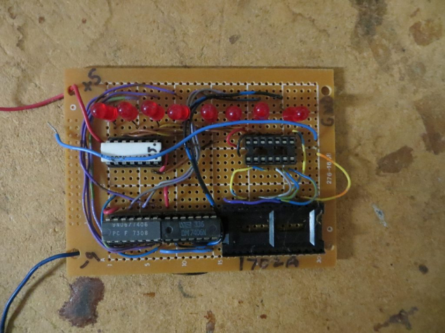 1702A EPROM Reader