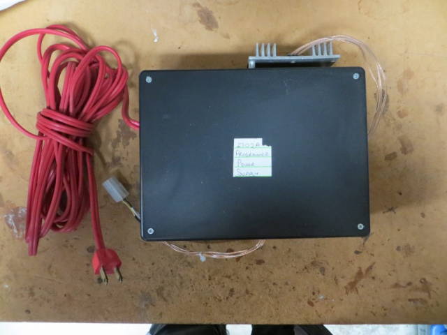 1702A EPROM Programmer Power Supply