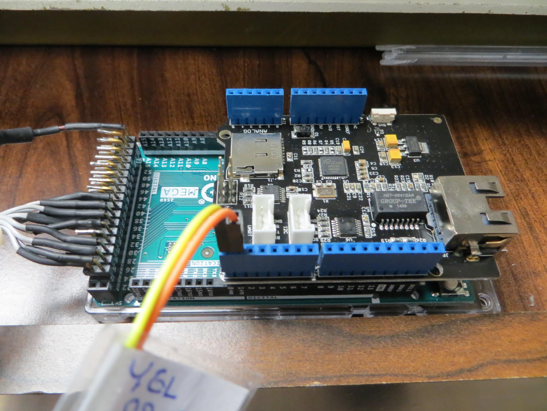 PC11R Paper Tape Reader Emulator
