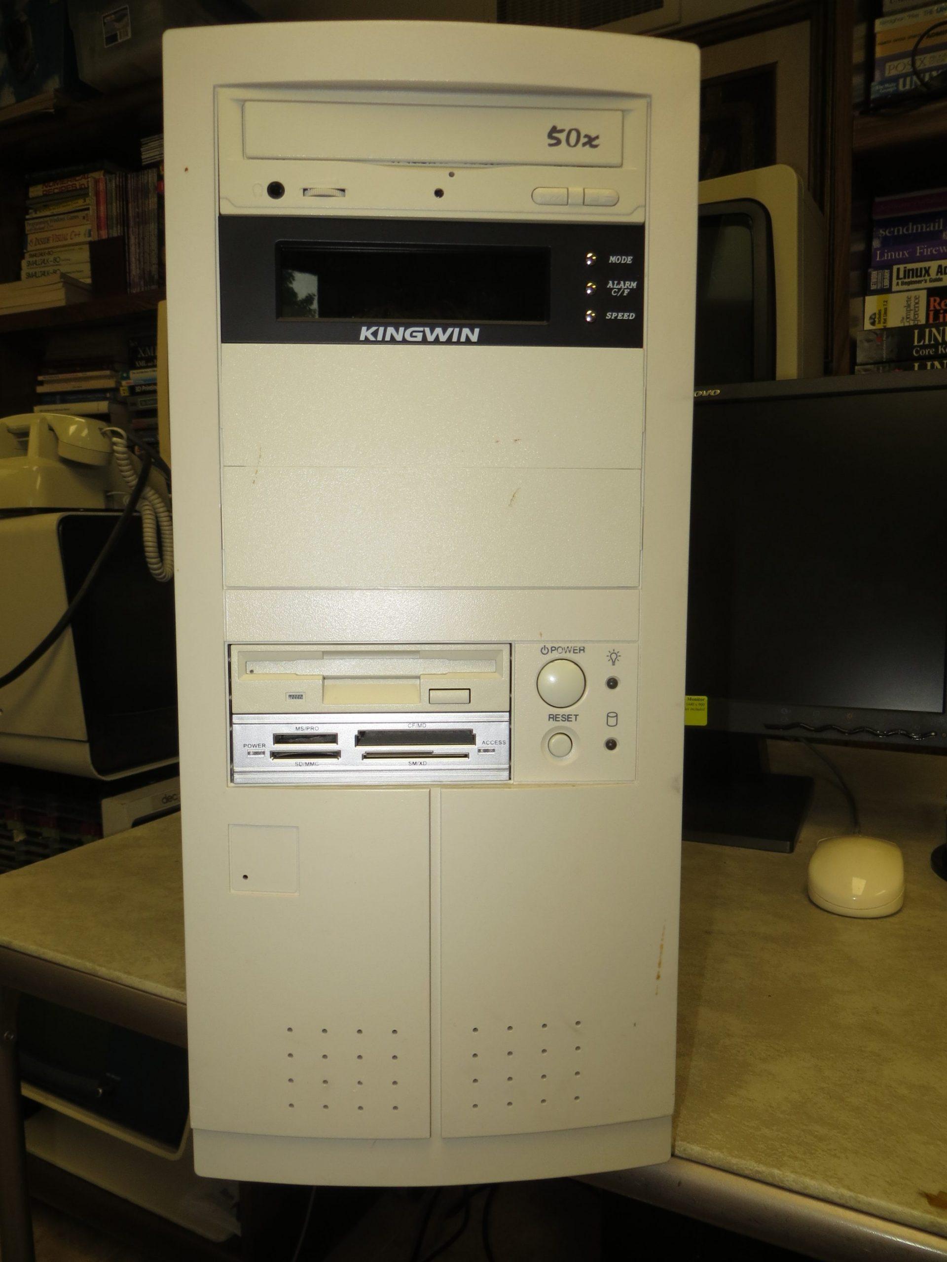 AMD 1.33GHz Athlon Based PC